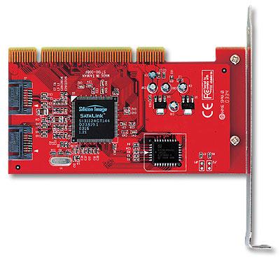 2 Port SATA//eSATA PCI Controller Card Apple Macintosh PowerMac G3 G5 *SSD G4