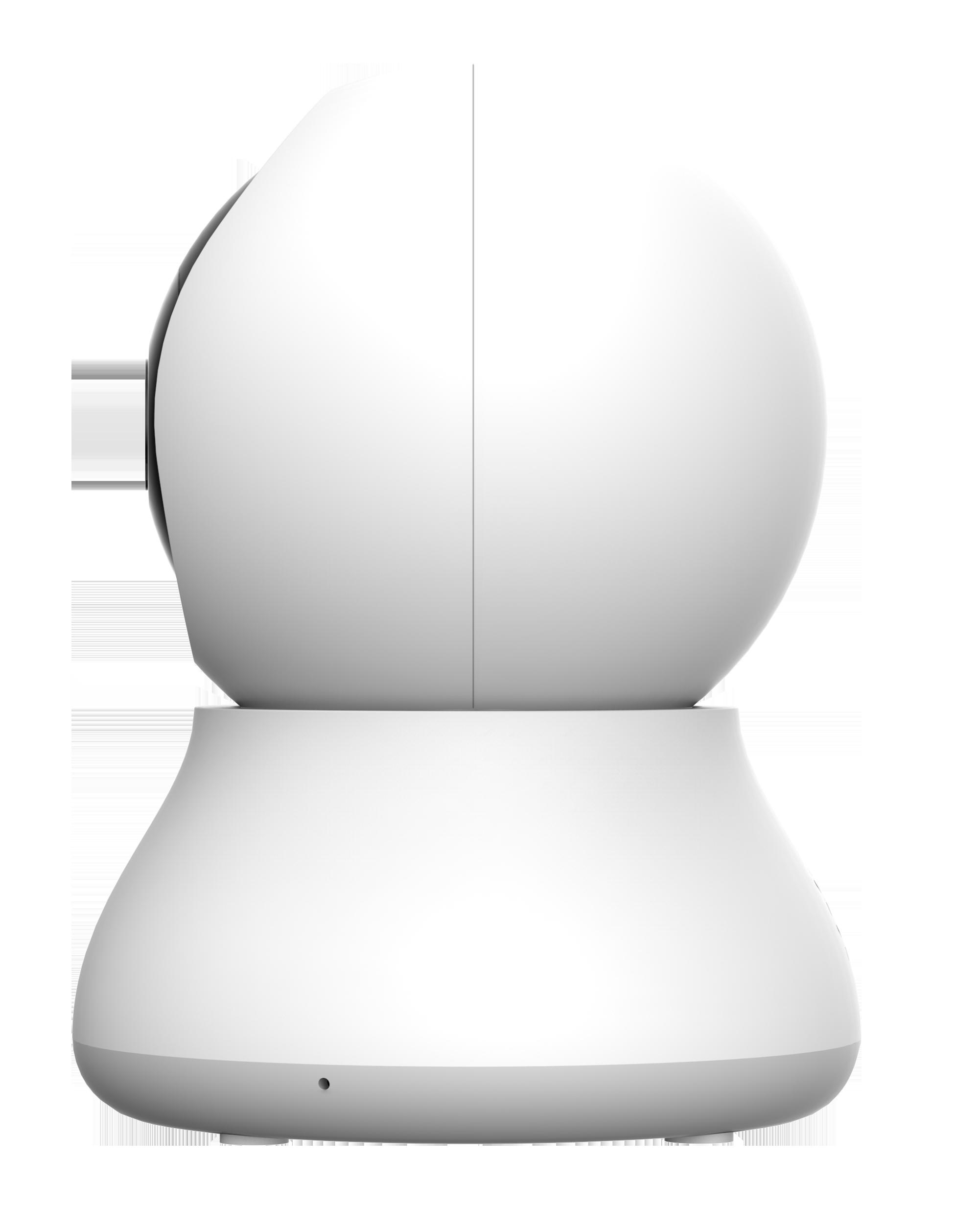 横から見たパンチルト、遠隔操作対応の 首振りタイプ RS-WFCAM2