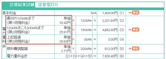 計算 電気 料金 電気料金計算の仕方